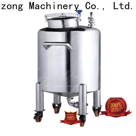 Jinzong Machinery high-quality equipment for cosmetic production company for petrochemical industry