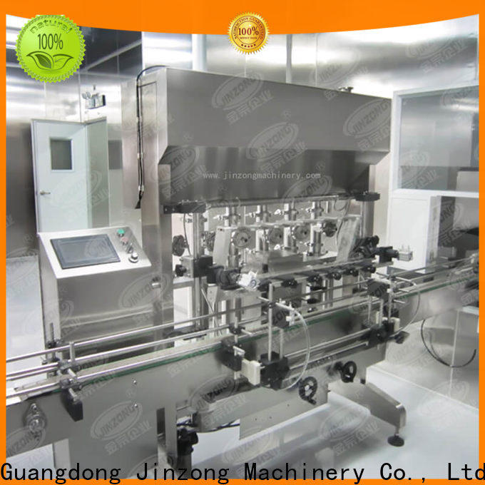 Jinzong Machinery utility Cosmetic cream homogenizer factory for food industry