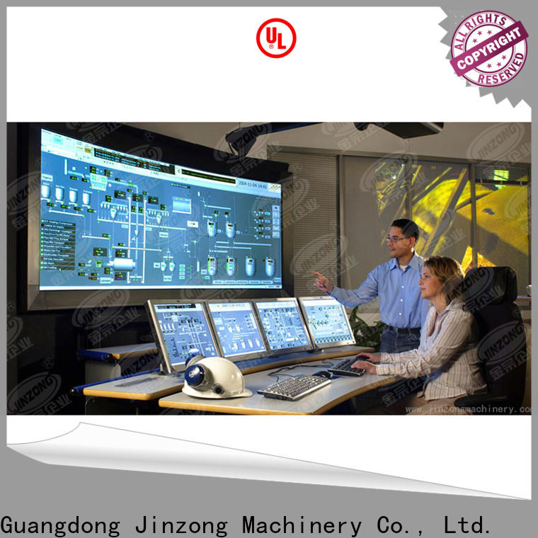 Jinzong Machinery wholesale production system on sale for factory