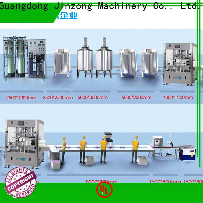 Jinzong Machinery engineering mixing tank company for nanometer materials