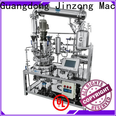 Jinzong Machinery latest ointment filling machine suppliers for reflux