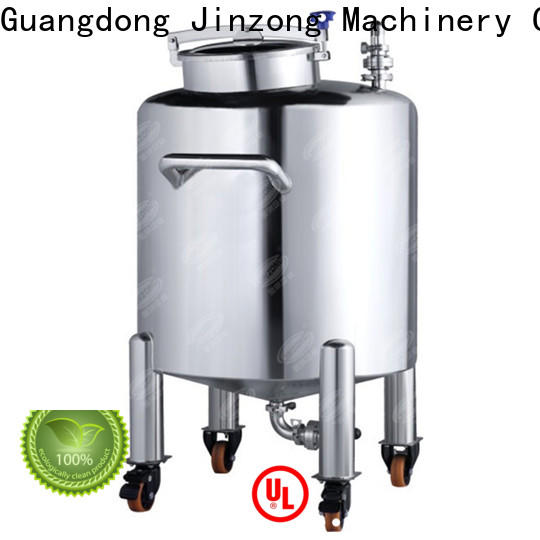 Jinzong Machinery ointment falling film evaporator, online for reaction