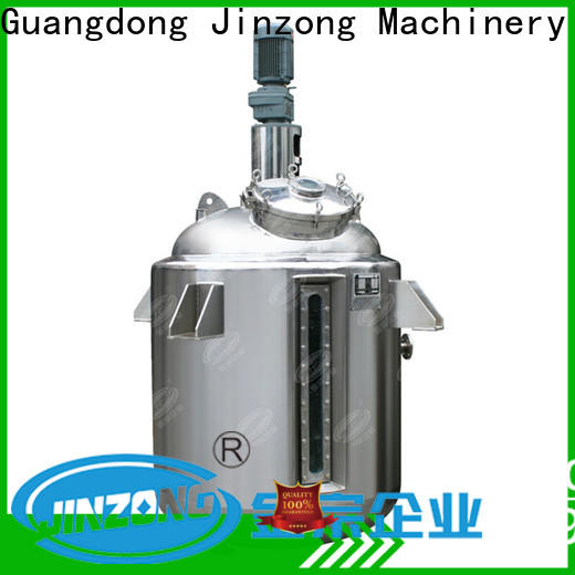 Jinzong Machinery accurate pharmaceutical machinery equipment series for reaction