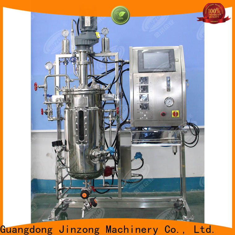 Jinzong Machinery series Essential Oil Extraction Machine suppliers for reflux