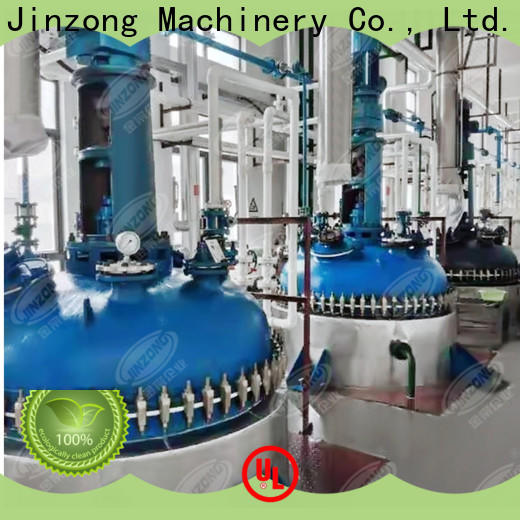 good quality quenching reactor machine suppliers for reflux