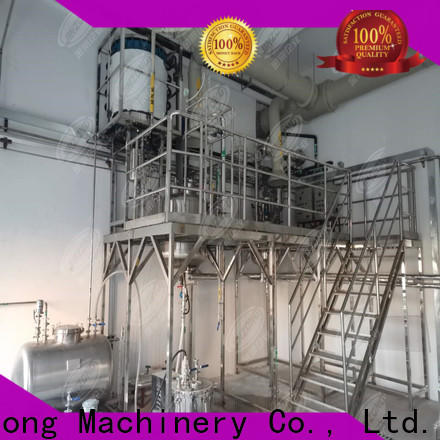 Jinzong Machinery best sale MCC Microcrystalline cellulose manufacturing plant series for food industries