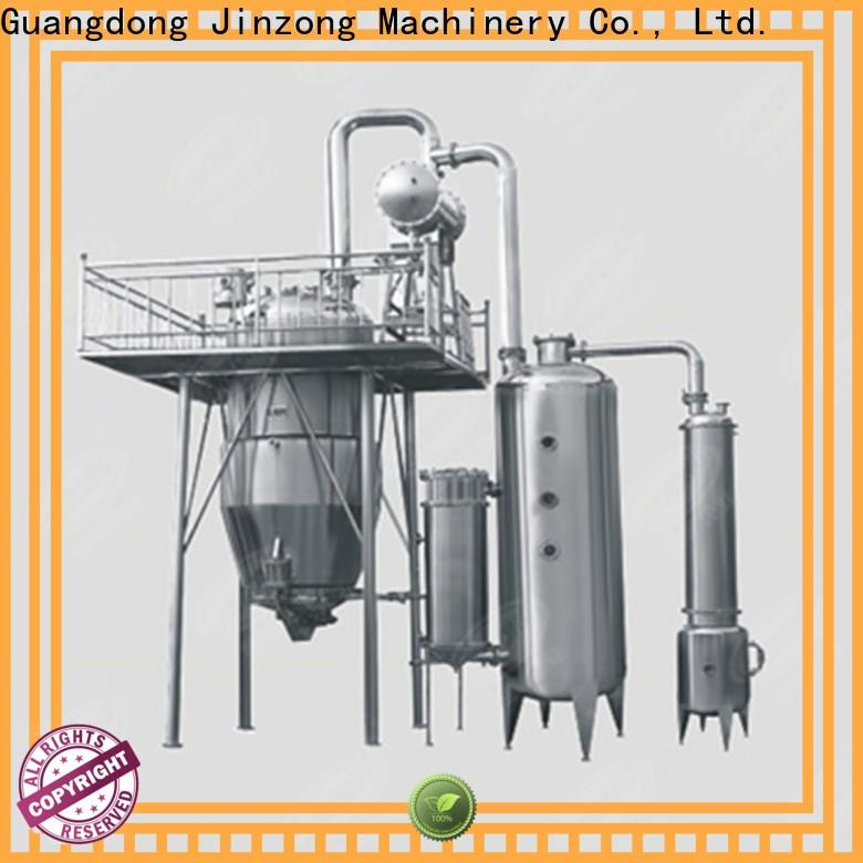 Jinzong Machinery machine quenching reactor for sale for reaction