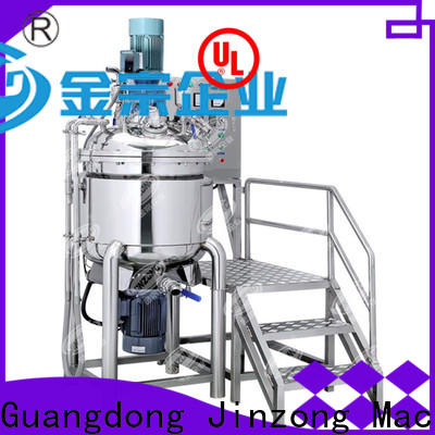 Jinzong Machinery jr proteins hydrolysis process machine for sale for reflux