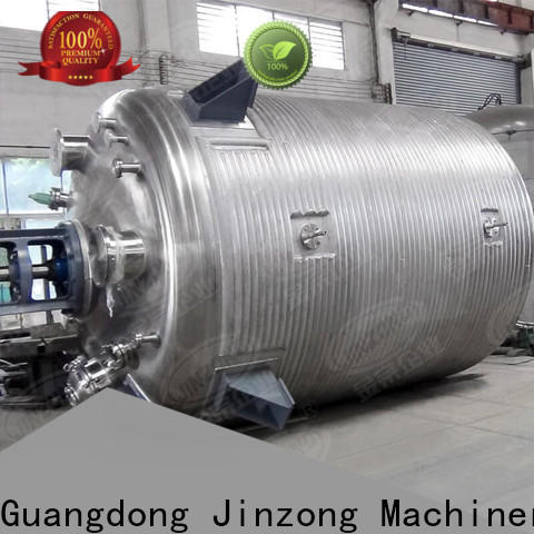 Jinzong Machinery professional automatic control system supply for The construction industry