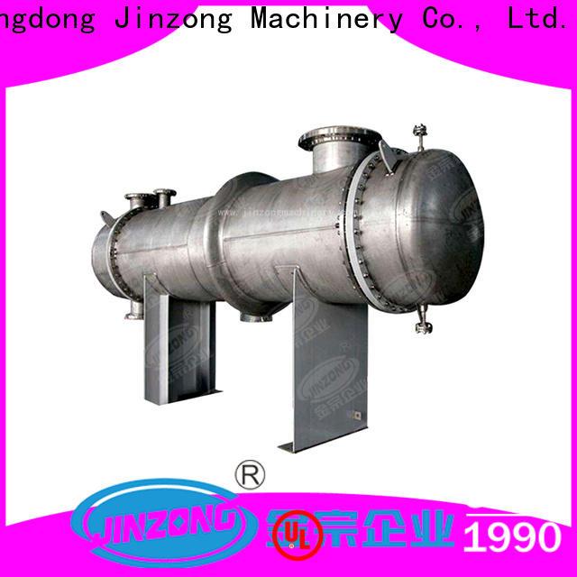 Jinzong Machinery external high temperature reactor suppliers for distillation