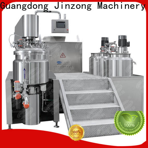 Jinzong Machinery making cosmetic equipment wholesale suppliers for petrochemical industry