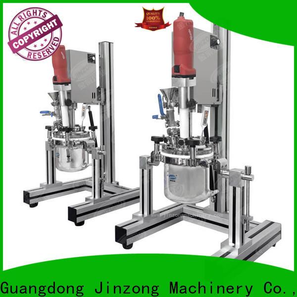 Jinzong Machinery latest cosmetic cream filling machine factory for nanometer materials