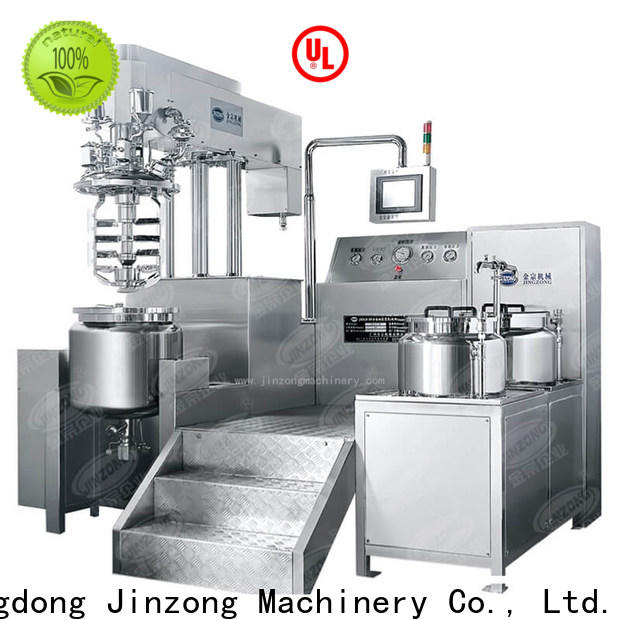 customized Mayonnaise Mixing tank vacuum suppliers for reaction