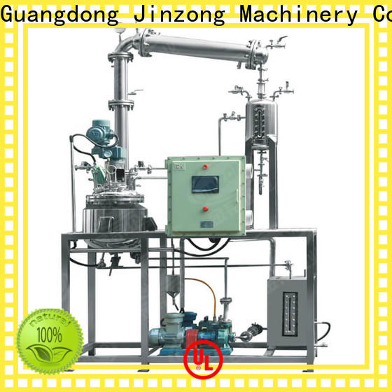 New high temperature reactor steel factory for reaction