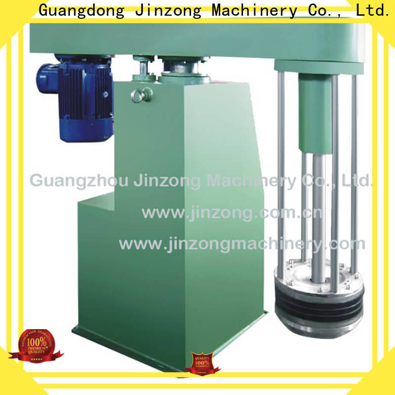 Jinzong Machinery powder powder mixer machine company for workshop