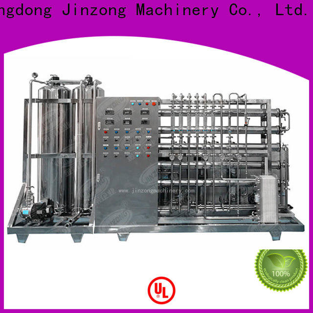 Jinzong Machinery automatic cosmetic filling equipment supply for food industry