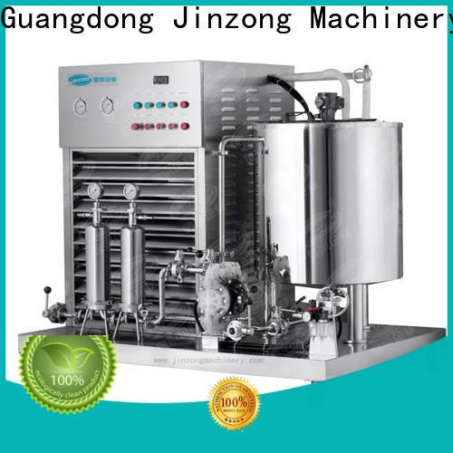 Jinzong Machinery custom automatic filling machine factory for nanometer materials