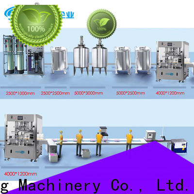 Jinzong Machinery best cosmetic making machine factory for nanometer materials