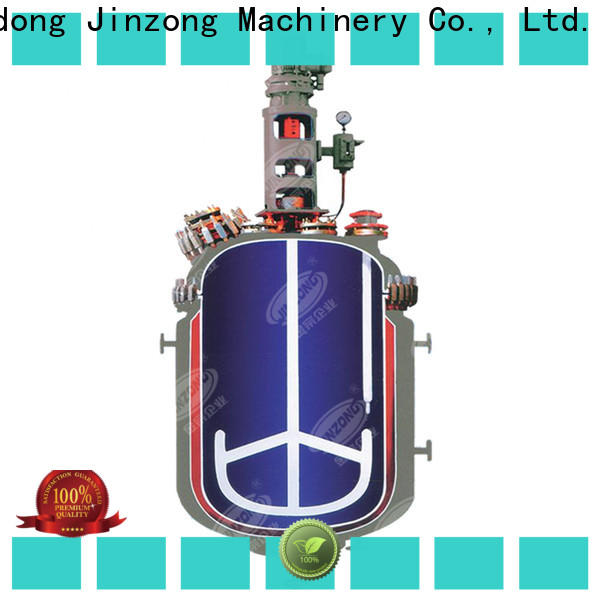 Jinzong Machinery accurate quenching reaction tank online for food industries