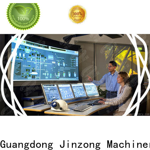 Jinzong Machinery highefficiency production planning system company for workshop