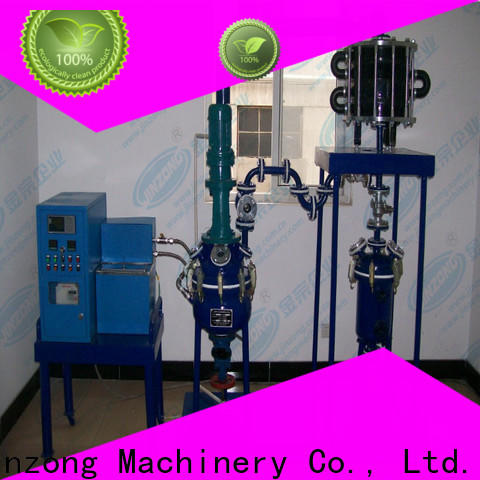 Jinzong Machinery custom jacketed reactor Chinese for chemical industry