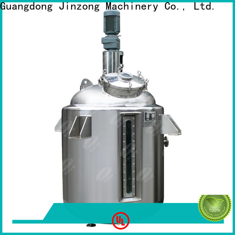 Jinzong Machinery making preheating machine for sale for reflux