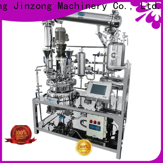 Jinzong Machinery high-quality Crystallization tank suppliers for food industries