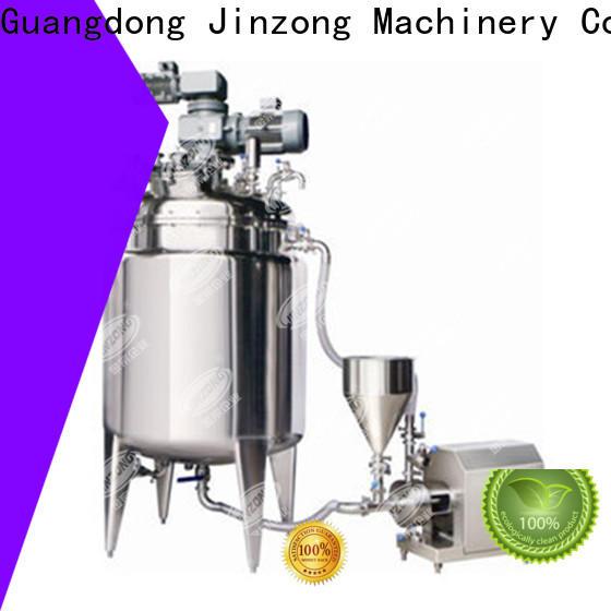 Jinzong Machinery making Diaminobutyric acid manufacturing plant factory for food industries