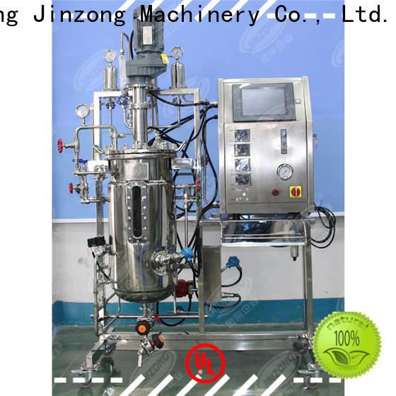 wholesale extraction and concentration tanks pilot plant series series for pharmaceutical