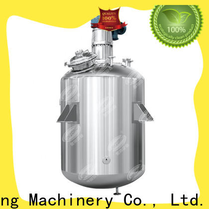 Jinzong Machinery customized Ointment Making Machine company for pharmaceutical