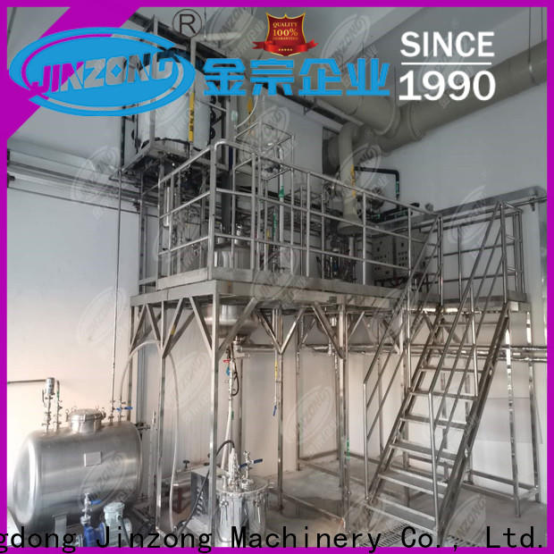 custom Essential Oil Extraction Machine series manufacturers for reaction