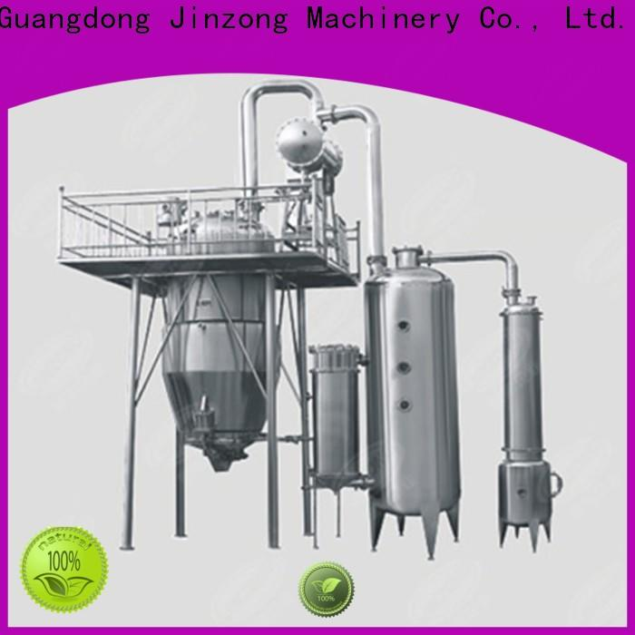 New syrup manufacturing plant making suppliers for reflux