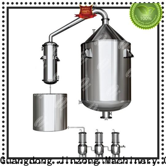 Jinzong Machinery high-quality syrup manufacturing tank suppliers for food industries