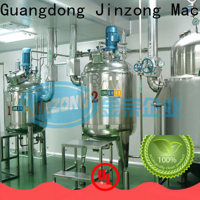Jinzong Machinery jrf mixing machine supply for reaction