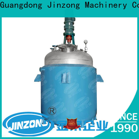 Jinzong Machinery carbon lab reactor on sale for reaction