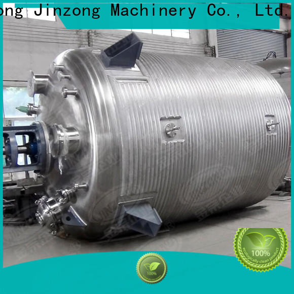 best jacketed reactor product supply for reaction