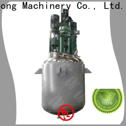 Jinzong Machinery external resin reactor Chinese for reaction