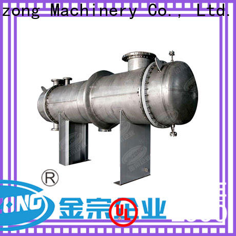 Jinzong Machinery wholesale resin reactor suppliers for reflux