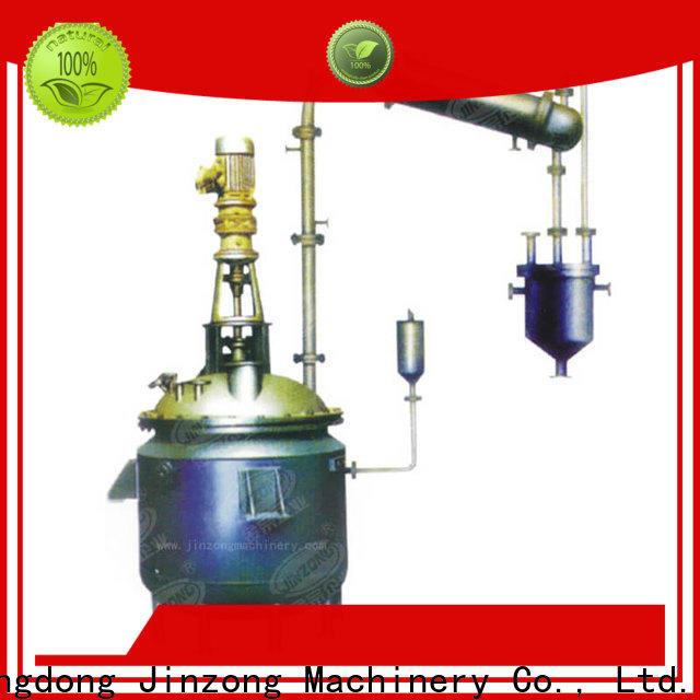 Jinzong Machinery external condenser Chinese