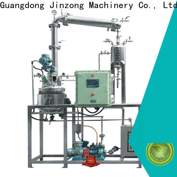 Jinzong Machinery high-quality pilot reactor for business