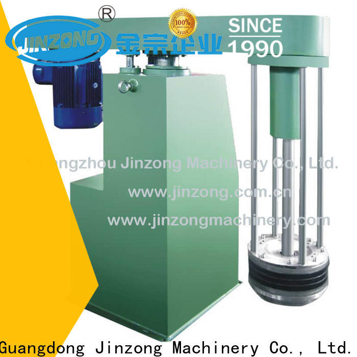 Jinzong Machinery anti-corrosion powder mixer suppliers