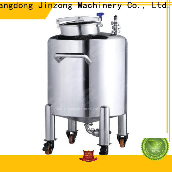 Jinzong Machinery applied cosmetics tools and equipments manufacturers for food industry