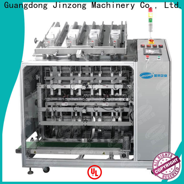 Jinzong Machinery latest Liquid Detergent Mixer factory for petrochemical industry
