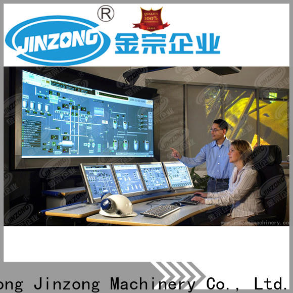Jinzong Machinery best automated production systems manufacturers for workshop