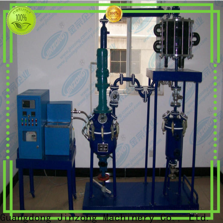 Jinzong Machinery multifunctional chemical process machinery on sale for stationery industry