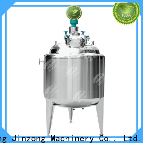 Jinzong Machinery top pharmaceutical concentration machine for sale for food industries
