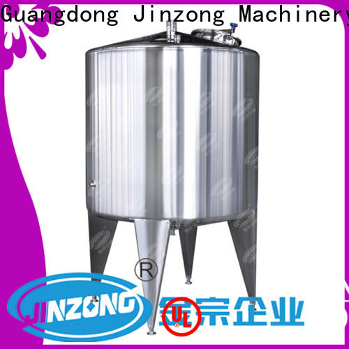 Jinzong Machinery making syrup manufacturing plant online for reflux