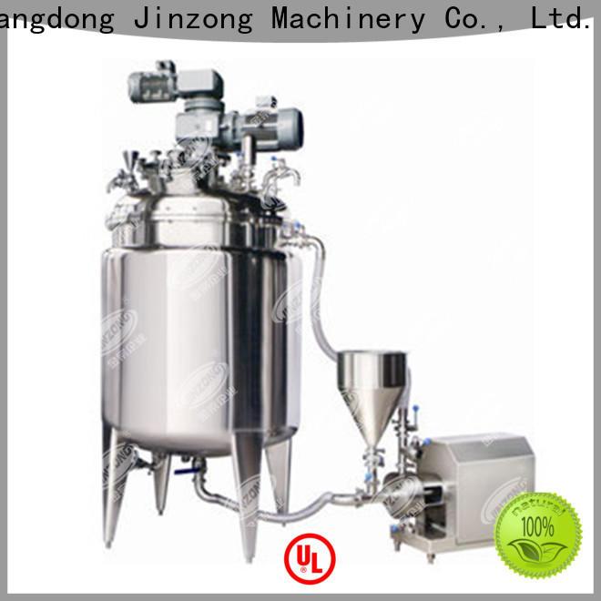 Jinzong Machinery jrf Averbatan intermediate manufacturing plant manufacturers for reflux