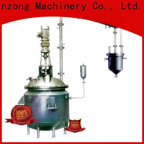 Jinzong Machinery machine evaporation machine for business for reflux