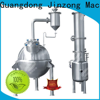 Jinzong Machinery ointment Pasteurization tank suppliers for food industries